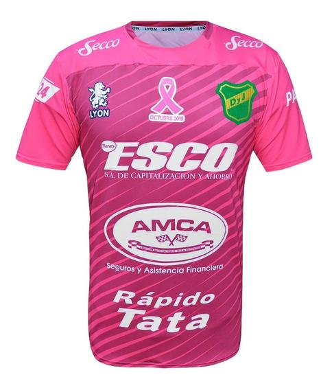 Camiseta Defensa Y Justicia Lyon Edicion Especial 2019