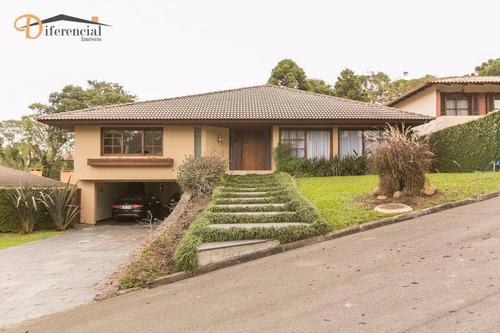 Casa À Venda, 630 M² Por R$ 3.450.000,00 - Santo Inácio - Curitiba/pr - Ca0069
