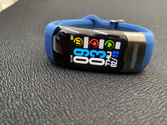 Smartwatch Con Ekg Y Presion Arterial