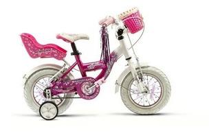 Bicicleta Rodado 12 Raleigh Cupcake Niña