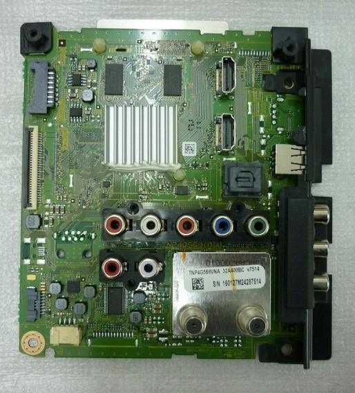 Placa Principal Tv Panasonic Tc-32a400b - Tnp4g569vna