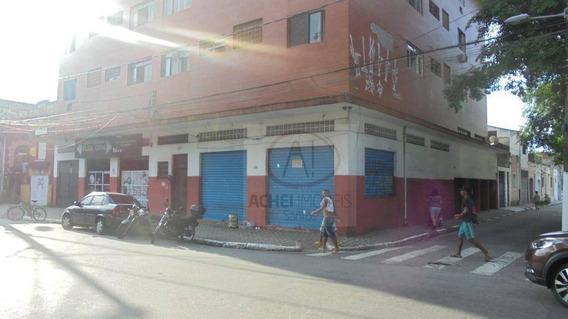 Loja À Venda, 155 M² Por R$ 700.000,00 - Centro - São Vicente/sp - Lo0043