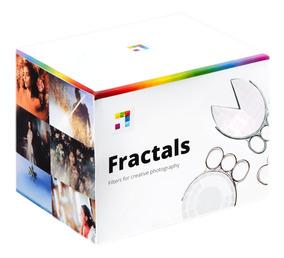 Prisma Fractal De Efeito Reflexo Lente Fotografia Filtro