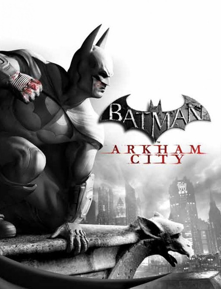 Batman: Arkham Triple Pack Steam Cd Key Original