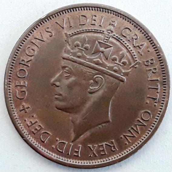 Jersey Moneda De 1/12 Shillings Del Año 1945 - Liberaciòn