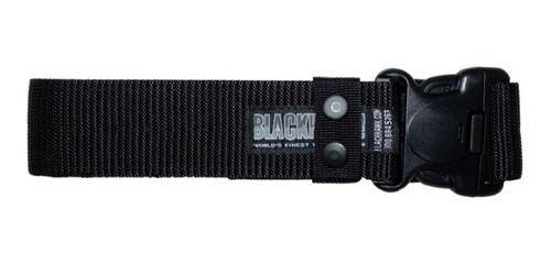 Cinturon Reata Externo Tipo Blackhawk Numero 4 Triple Seguro