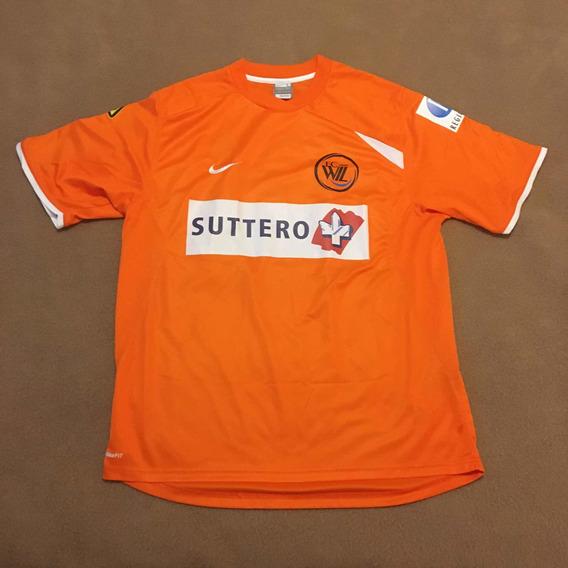 Camisa Fc Will 1900 Away 2012/13 - Modelo De Jogo - Nike
