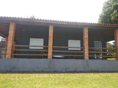 Chácara A Venda Condomínio Salto De Pirapora/ Sp - Ch-0049-1