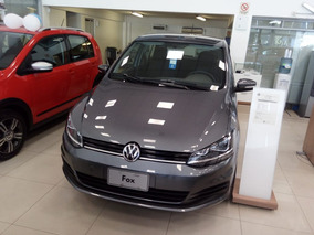 Volkswagen Fox 1.6 Connect Anticipo Y Cuotas #a3
