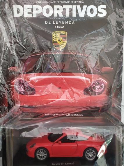 Fascículo De Autos Deportivos De Leyenda N3