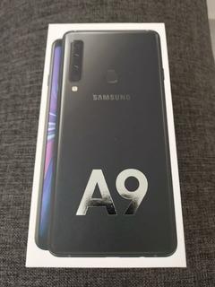 Samsung Galaxy A9 2018 Negro Solo Telcel