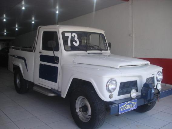 Ford F 75 1973 Em Excelente Estado!!!