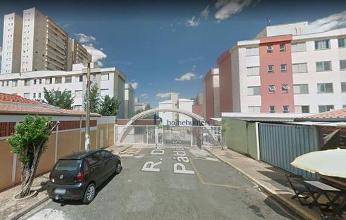 Apartamento Com 3 Dormitórios À Venda, 72 M² Por R$ 260.000,00 - Vila Proost De Souza - Campinas/sp - Ap3419