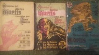 Memorias Del Doctor Mortis Trilogia