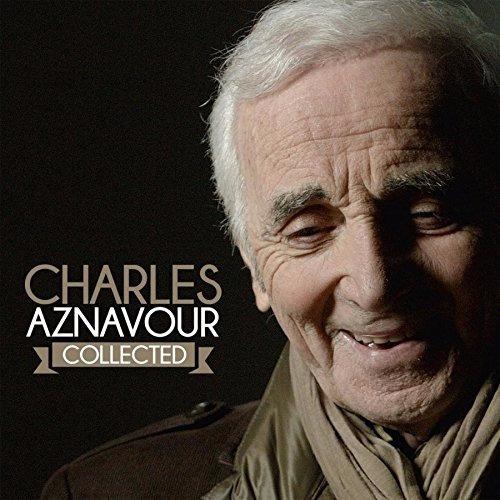 Charles Aznavour Collected Vinilo Dorado Triple 180 Gr