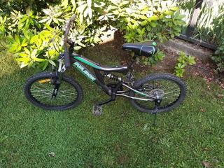 Bicicletas Doble Suspensión Rodado 20 6 Velocidades