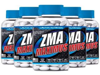 Zma Maximus - 5x 120 Tabletes - Lauton