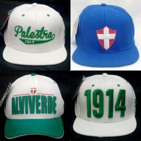 f68ab40558 Bone Do Palmeiras Palestra Italia - Bonés no Mercado Livre Brasil