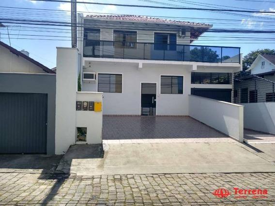 Casa+loja+11 Kitinettes, Bairro Velha, Blumenau/sc - Ca0146
