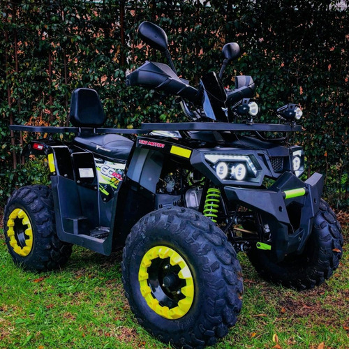 Cuatrimoto Gran Hunter 200cc 2021