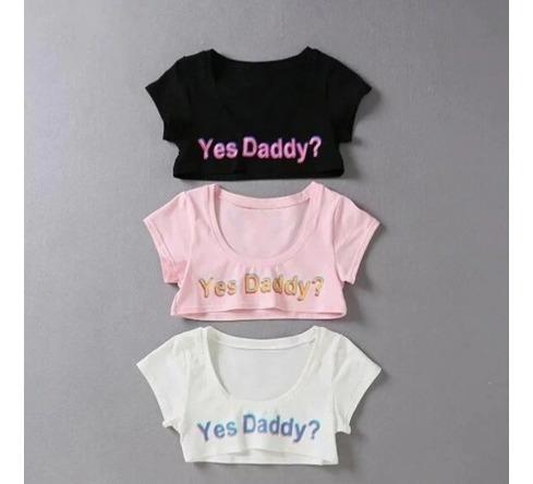 Mini Top Yes Daddy? Hotwife