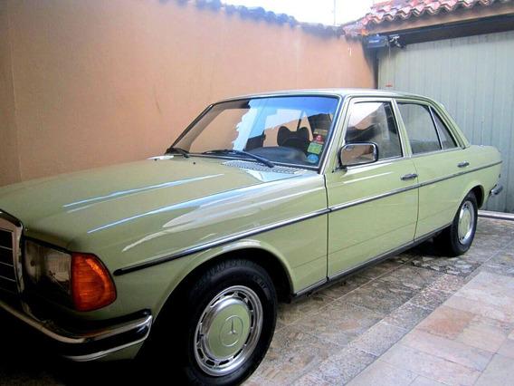 Aaa Mercedes Benz 280 Año 1978