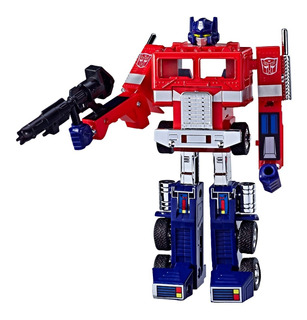 Optimus Prime Autobot Commander The Transformers Heroic New