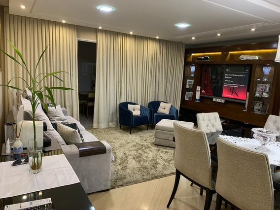 Apartamento Essence 82m Decorado 2 Vagas Com Deposito