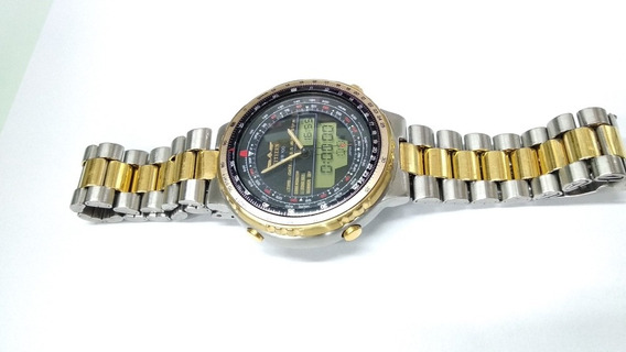 Relógio Citizen Gn-4s Antigo Vintage Abc-s.p. Colecionador!