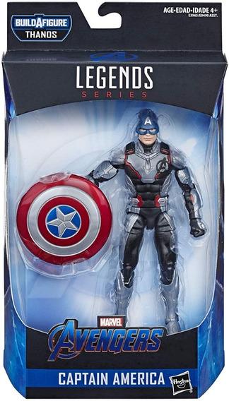 Marvel Legends - Avengers End Game - Capitán América