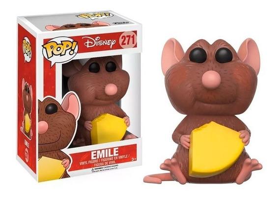 Funko Pop Disney Ratatouille Emile