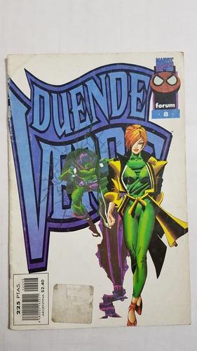 Duende Verde N° 8 Planeta De Agostini 1997