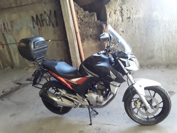 Honda Twister 2017 Impecable.