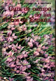 Las Flores De Espanha Portugal Y Sudoeste De Francia-polunin