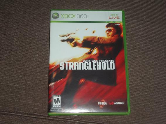 Stranglehold ( Jogo Original Xbox 360 )