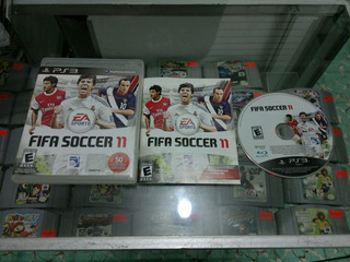 Fifa 11 Completo Para Play Station 3
