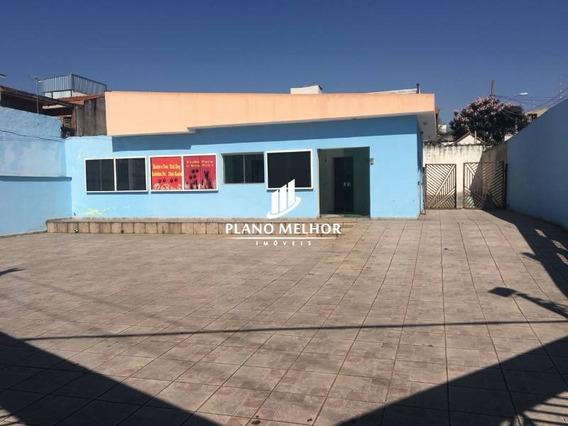 Oportunidade Comerciais Para Locação No Bairro Vila Carrão, 0 Dorm, 0 Suíte, 0 Vagas, 100 M.oc0001 - Oc0001