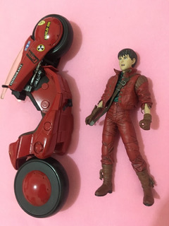Akira - Kaneda E Moto Loose Mcfarlane