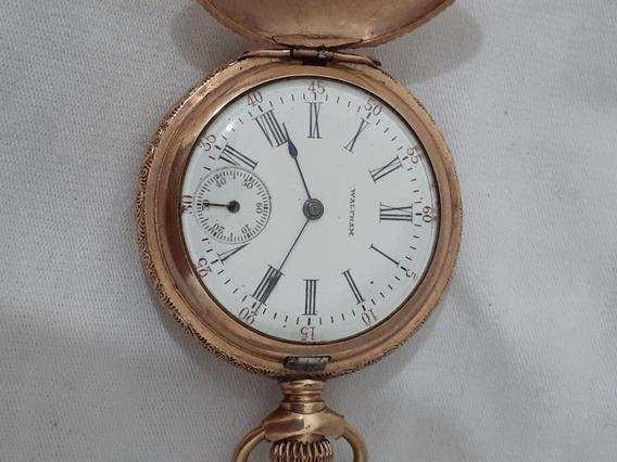Reloj De Bolsillo De 3 TapasNo Leontina