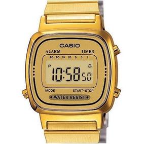 Relógio Casio Feminino La670wga-9df