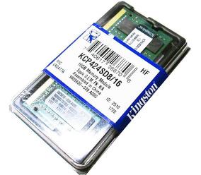 Memória Notebook 16gb Ddr4 2400mhz Kcp424sd8/16 Kingston