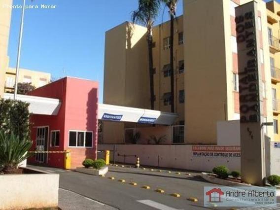 Apartamento 2 Quartos Para Locação Em Sorocaba, Jardim Nova Manchester, 2 Dormitórios, 1 Banheiro, 1 Vaga - 335_1-980231