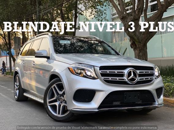 Mercedes-benz Clase Gls 500 Blindaje Nivel 3 Plus 2019