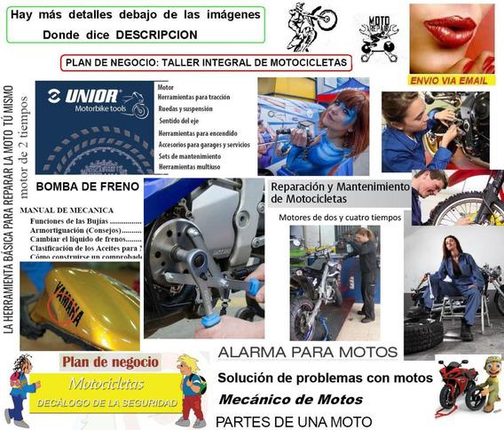 Moto Mecanica Aprende Negocio Cycles Ayuda Tips X 47