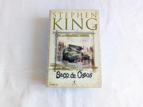 Livro Stephen King Saco De Ossos