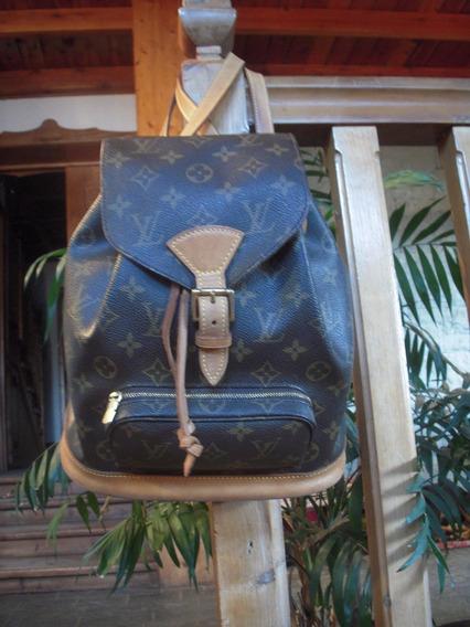 Mochila Louis Vuitton Mod. Montsouris