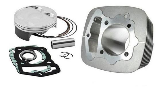 Kit Cilindro Crf 230 Motor Pistao