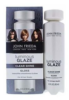 John Frieda Luminoso Glaze Brillo Gloss, 6,5 Onzas