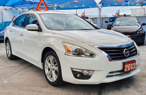 Imagen 1 de 15 de Nissan Altima Advance 2013 Aut.