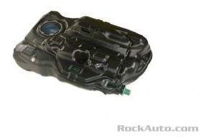 Imagen 1 de 4 de Tanque De Combustible Caja Auto. Para Jeep Renegade (15-18)